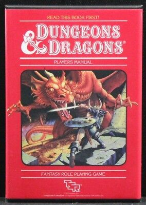 TSR Dungeons & Dragons Players Manual 2