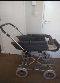 Silver cross pram/stroller/buggy for sale