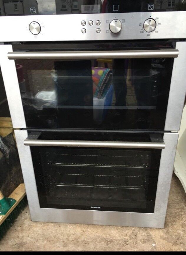 Siemens Double Oven Hb13m550b In Newton Mearns Glasgow