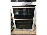 Siemens double oven HB13M550B.