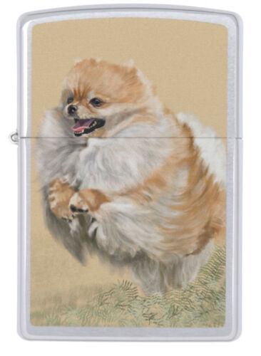Zippo Lighter - Pomeranian