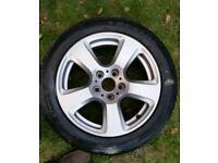 """BMW 5 series alloy wheel 17"""""""