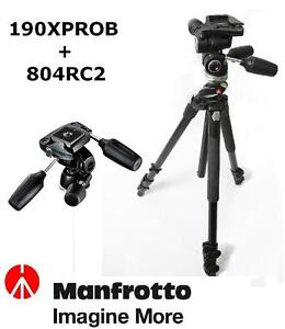 Manfrotto-190XPROB-Tripod-Legs-Black-with-804RC2-3-Way-Pan-Tilt-Head-EXPRESS
