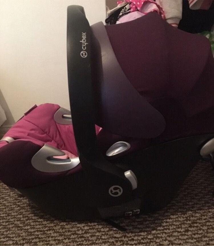 Cybex car seat group 0