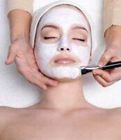 Facial +massage/women only