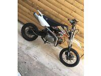 Crf70 140cc stomp pit bike/quad/pitbikes