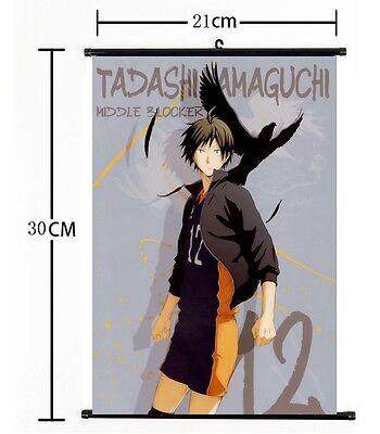 Animation Art & Characters Anime Haikyuu high school