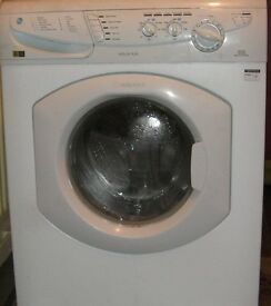 Hotpoint washing machine 1400 spin 6kg load in good condition and fully working order