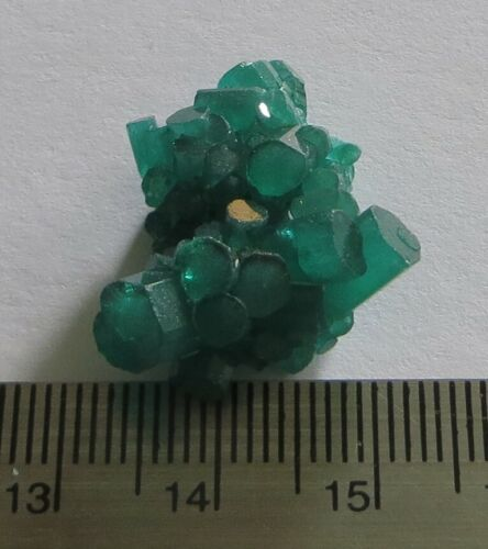 Chatham Emerald Crystal Cluster - 21.860 cts!