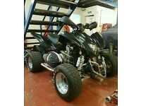Road legal Quadzilla 450 r 450r dinli subaru engine mint condition