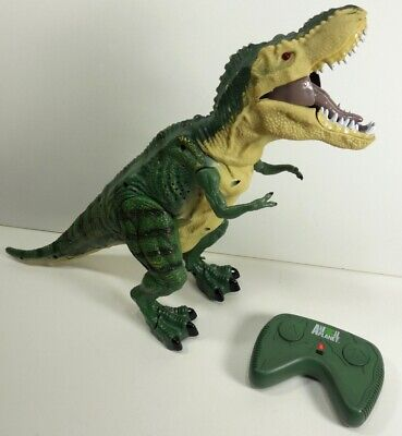 Animal Planet T-Rex Dinosaur RC RADIO CONTROL with Remote Tyrannosaurus (Animal Planet Radio Control T Rex Dinosaur)