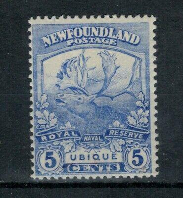 Newfoundland (Canada) Scott 119 in MH Condition