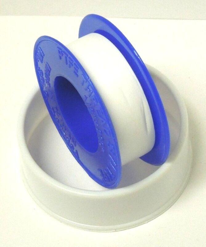 """Anti-Seize 26135 Teflon Thread Seal Tape Low Density PTFE 1/2"""" X 520"""" <022ER05"""