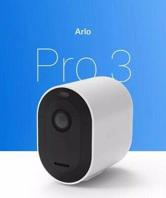 Arlo Pro3 Smart Home Security Cameras | Alarm | Rechargeable | Colour Night Vi