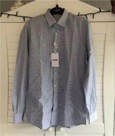 """Mens Genuine Moschino Shirt 15.5"""" Brand New"""