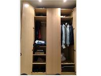3 door Wardrobe, Free delivery