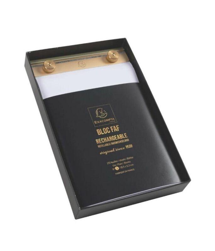 New sealed Exacompta Bloc Faf Desk Pad No.3 18.5x11.5cm Buy it SHIPSFAST