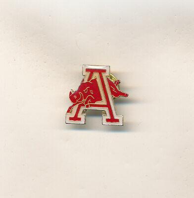 Arkansas Razorbacks Old Style Logo #1 NCAA College Football Basketball Pin Arkansas Razorbacks Ncaa Basketball