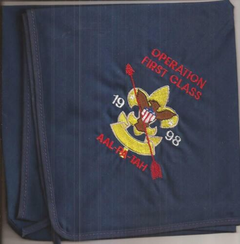 Lodge 237 Aal-Pa-Tah 1998 Operation First Class Neckerchief