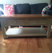 Beautiful Shabby Chic Coffee table Enmore Marrickville Area Preview