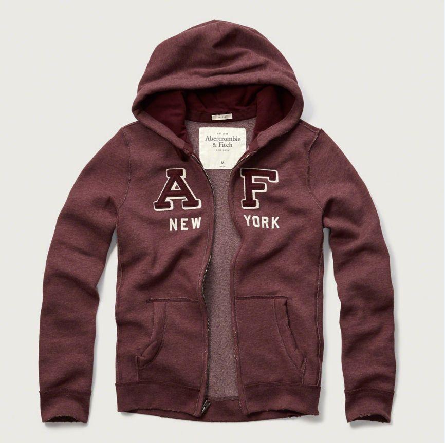 Abercrombie & Fitch Herren Sport Sweatshirts
