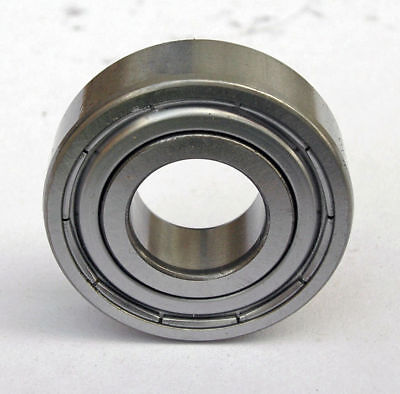 63800ZZ BEARING 10mmx19mmx7mm STAINLESS STEEL SEALED RADIAL BALL ROLLER BEARING.