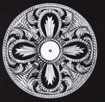 Baroque aureole To Beams Silver 800