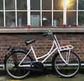 Classic Omabike ladies dutch bike CARGO , size 20in, comfy position, Amsterdam style