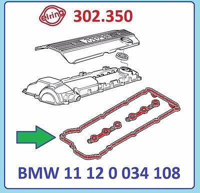 ELRING 302.350 Dichtung Zylinderkopfhaube Ventildeckeldichtung Bmw E36 E39 Z3