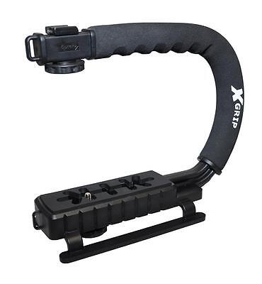Opteka X-GRIP Professional Camera / Camcorder Action Stabilizing Handle on Rummage