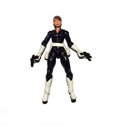 """Marvel Universe The Avengers SHIELD Agent Maria Hill 3.75"""" Loose Action Figure"""
