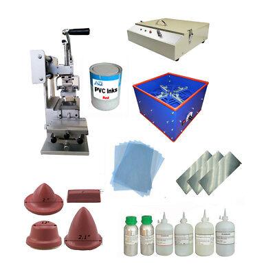 Diy Full Setpad Printing Machineemulsion Coating Machineuv Exposure Unit Etc.