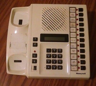 Vintage 1986 Ericsson Diavox Courier 700 Axe Key System Phone For Md110 Pbx Pabx