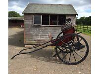 Bennington Horse Carriage