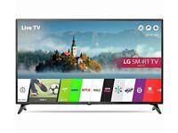 LG Smart TV 49 inch LJ614v FULL HD