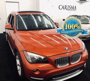 ~ '14 BMW X1 twin turbo XDrive~Panorama, Leather ~2 Year Wtty