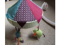 Mamas & Papas Musical Lullaby Cot Baby Mobile Working