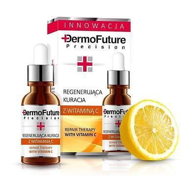 DERMOFUTURE  Serum mit Vitamin C  20ml ORYGINAL 100%  (100ml/61,45euro)