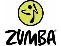 N16 zumba classes, Mondays 6.30-7.30pm