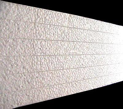6 - 34x14.5x48 Styrofoam Polystyrene Panels Sheets Crafts Insulation Packing