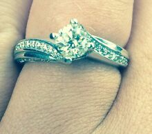 Diamond ring Greenwood Joondalup Area Preview