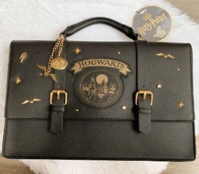 Harry Potter Hogwarts Satchel Bag RARE!!