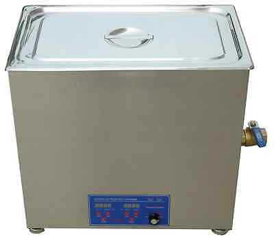 77l Ultrasonic Cleaner Free Basket 40khz Or 28khz Optional For Industrial Use Na