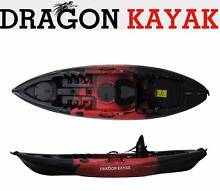 Dragon kayak fishing or recreational kayak  only $469 brand new Brisbane City Brisbane North West Preview