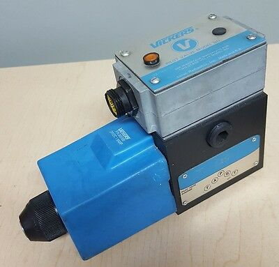 Vickers 02-144654 Pa5dg4s4lw 012a H 60 S471 Directional Valve 24vdc 868988