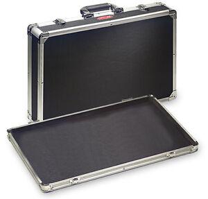 Effekt Case, 535x320x83mm Effektcase Pedalboard für Gitarreneffekte Koffer +NEU+