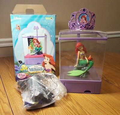 Disney's The Little Mermaid aquarium kit 1.5 gallon complete with pump and Light