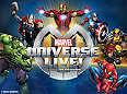 "Evenement ""MARVEL UNIVERSE LIVE"" - 22 août"