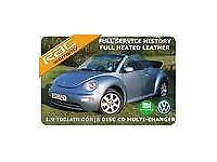 Volkswagen Beetle 1.9TDI 2004MY