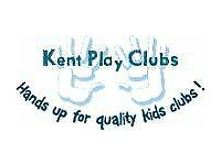 Senior & Portable Playworker's for Kent After School Clubs